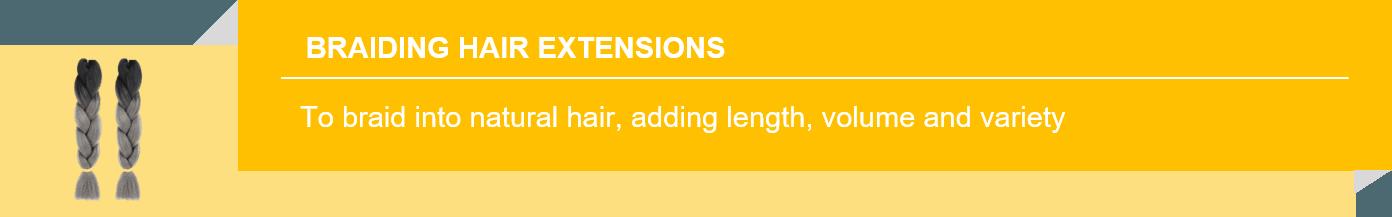 Braiding Hair Extensions