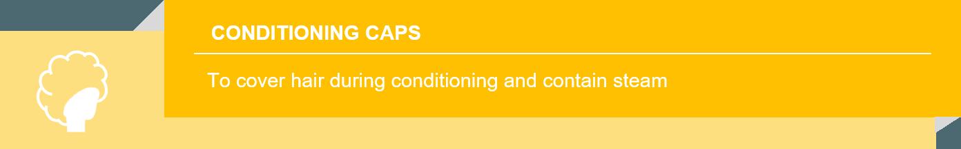 Conditioning Caps